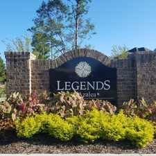Rental info for Legends at Azalea in the Summerville area