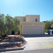 Rental info for 11549 Town Lake in the El Paso area