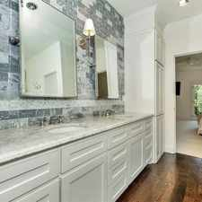 Rental info for 4 Bedrooms House - Designed By By Award-winning... in the Greenway Park area