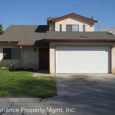 Rental info for 4310 W. Brown in the Fresno area