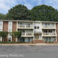 Rental info for 9511-J Shannon Green Drive in the University City South area