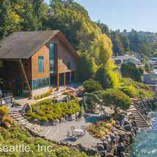 Rental info for 12153 Shorewood Dr SW in the Burien area