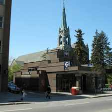 Rental info for Place Concorde in the Montréal area