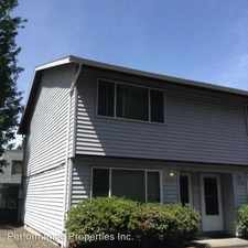 Rental info for 19220 - 19230 SE River Road in the West Linn area