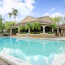 Rental info for Welleby Lake Club Apartments in the Sunrise area