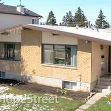 Rental info for 3029 37 Street SW - 3 Bedroom House for Rent in the Killarney/glengarry area