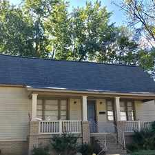 Rental info for Ranch Style Home in the Country Club Heights area