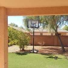 Rental info for Beautiful Tolleson House For Rent in the Sunset Farms area