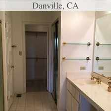 Rental info for 3 Spacious BR In Danville