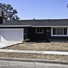 Rental info for 1577 Silvercrest Dr in the Valley View-Reed area