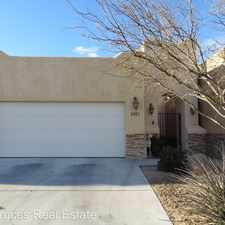 Rental info for 4401 Levante Dr