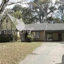 Rental info for 2822 Baywood, Memphis, TN 38134 in the Stage Park Meadows area