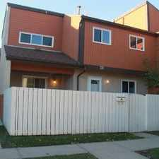 Rental info for Freshly Painted 3 Bedroom Townhouse in Blue Quill for Rent in the Blue Quill area