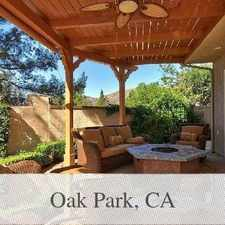 Rental info for This House Is A Must See! in the Agoura Hills area