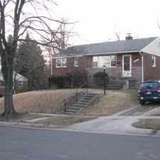 Rental info for 10302 Duvawn Place in the Wheaton area