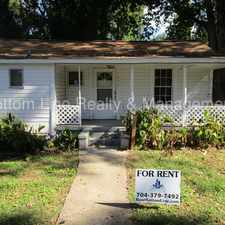 Rental info for Historic Home with Lots of Character! in the Westerly Hills area