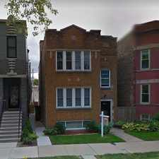 Rental info for 2417 West Dakin Street #1 in the North Center area