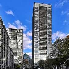 Rental info for Ted Rogers Way & Charles St E in the Church-Yonge Corridor area