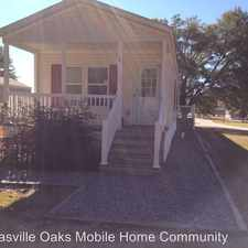 Rental info for 862 Powell Drive Lot 27