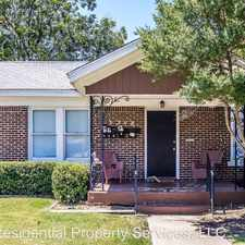 Rental info for 3248 S. University Dr in the Texas Christian University area