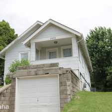 Rental info for 1420 B St. in the Vinton Street area