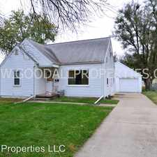 Rental info for 3422 66th St in the Des Moines area