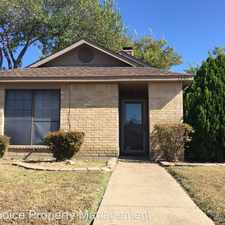 Rental info for 7332 Blackthorn Dr in the Summerfields area