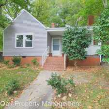 Rental info for 1507 Concord St. in the Durham area