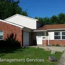Rental info for 9484 E 36th PI in the Indianapolis area