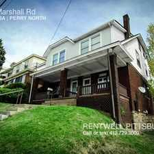 Rental info for 353 Marshall Rd in the Marshall-Shadeland area
