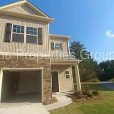 Rental info for Brand New Construction Ready to Move In!