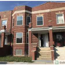 Rental info for NEWLY REHABBED PROPERTY AVAILABLE NOW!!! in the Washington Park area