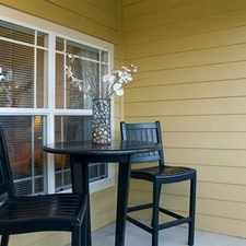 Rental info for Lease Spacious 1+1. Approx 904 Sf Of Living Spa...