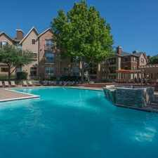 Rental info for The Palmer at Las Colinas in the Irving area
