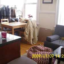 Rental info for Fleet St & Moon St in the North End area