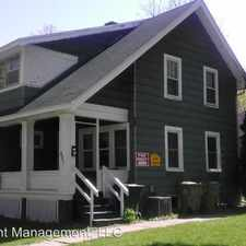 Rental info for 935 Vilas Ave - 935 House in the Greenbush area