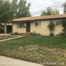 Rental info for 6448 Iris Way in the Arvada area