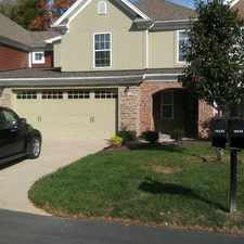 Rental info for 10235 Dorsey Pointe Circle
