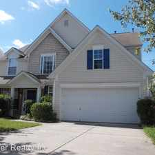 Rental info for 14921 Aven Creek Court in the Yorkshire area