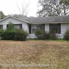 Rental info for 1108 Garland St.
