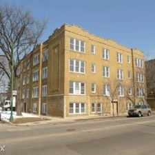 Rental info for 4128 W Addison St in the Old Irving Park area