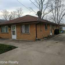 Rental info for 564 Wesley Ave in the Elyria area