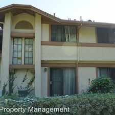 Rental info for 3055 Colt Way Unit #219 in the 92833 area