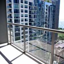 Rental info for 398 E South Water St 1394 in the The Loop area