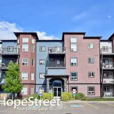 Rental info for 396 Silver Berry Road NW - 2 Bedroom Apartment for Rent in the Silver Berry area