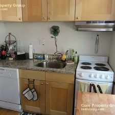 Rental info for 35 Charter Street #8 in the North End area