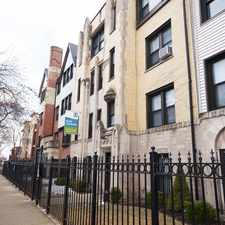 Rental info for 1063 West Columbia Avenue in the Chicago area