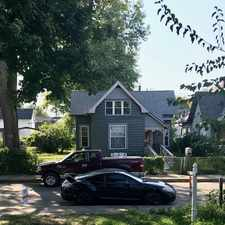 Rental info for Dawson St & S Woodlawn Ave in the Indianapolis area