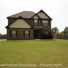 Rental info for 327 Owens Road