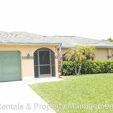 Rental info for 401 SW 45TH ST